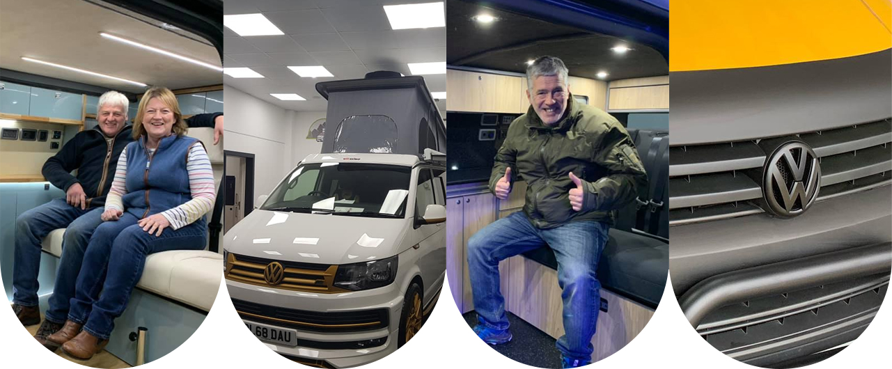 Happy Customers VW Camper Conversions